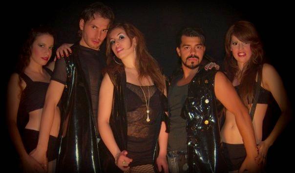 """Entertainment Group """"D-5"""". Argentina, 2008"""