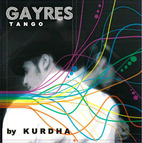 "Cover Album ""Khurda"". Warner Music. Argentina, 2009."