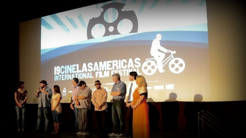 "Q&A with the cast of ""Harbinger"" at the 19th Cine Las Americas International Film Festival"