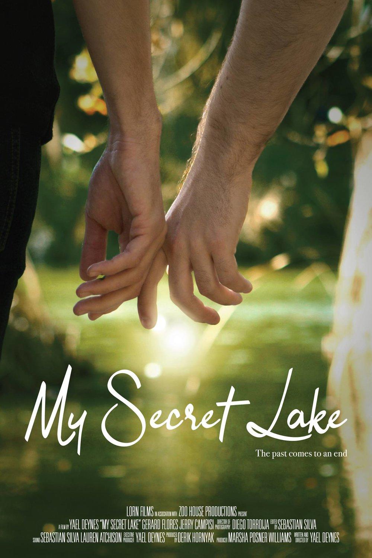 """""""My Secret Lake"""" Poster"""