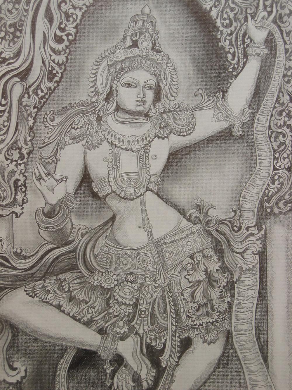 Kaliya Mardana - Detail