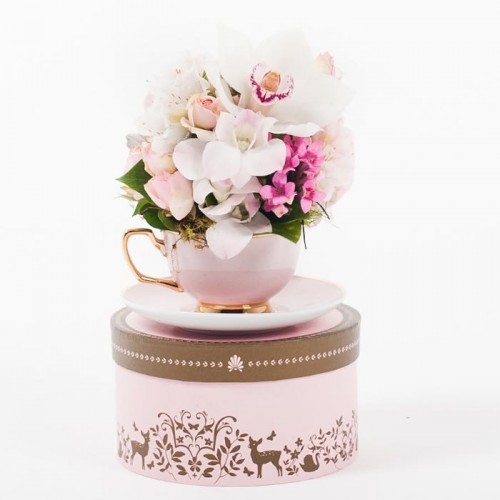 Flower Bowl  - Geelong VIC  I  High Tea Cup from $55