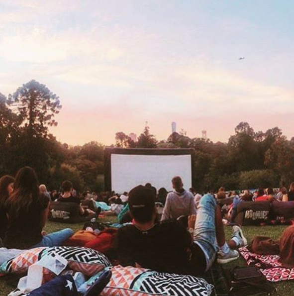 Moonlight Cinema   I  Melbourne, Adelaide, Brisbane, Perth or Sydney. From $19 per adult