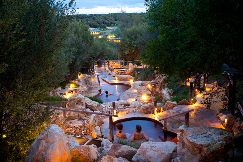 Peninsula Hot Springs    I   Mornington Peninsular VIC. From $35 per person
