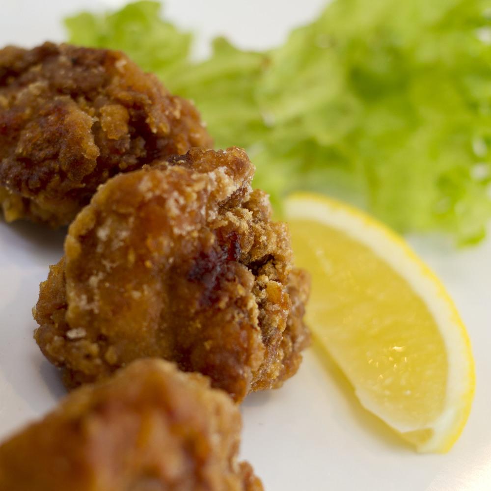 Karaage crispy chicken.JPG