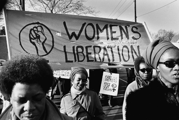 Black Panther Party, Black Women's March