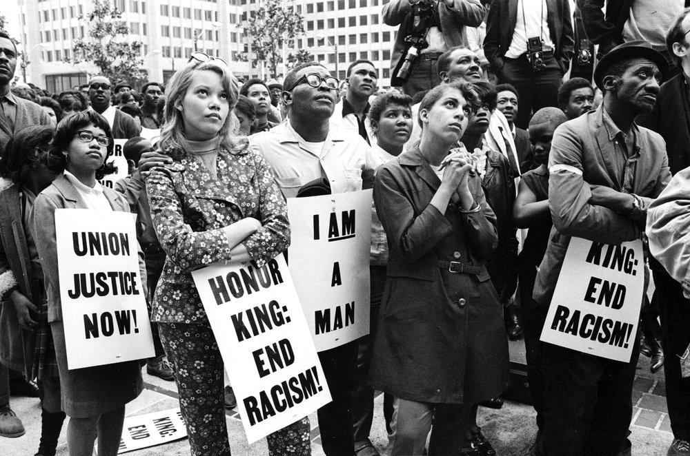 Civil Rights Demonstrators