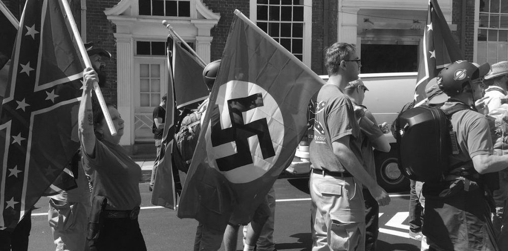 Unite the Right Rally, Charoletessville 2017