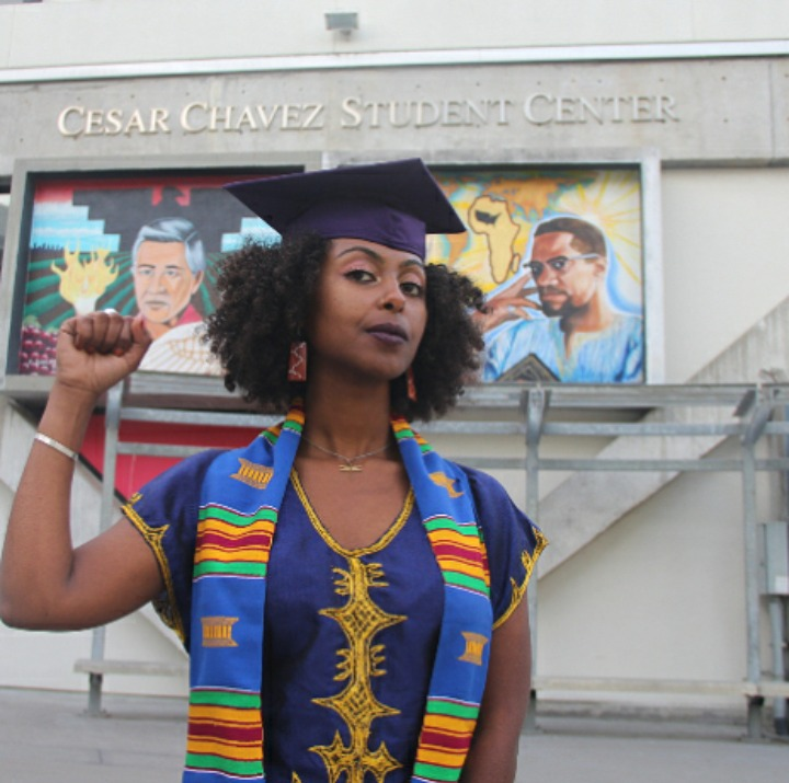 Feven Ezra, San Francisco State University
