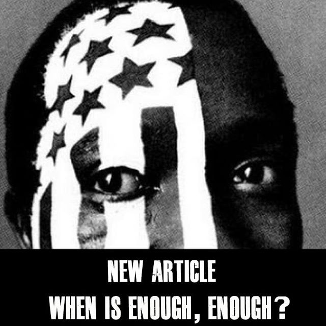 New Article! @tennstateu 's alum @m.y.4everlyfe ask when will Black people have taken enough abuse to take our liberation into our own hands? ---------------------------------------------------------------------------- The last I checked there were more than two races of people in this world, so this not just about black and white, but yet the most abundant people are considered the minority and the complex of the inferiority when in fact we are the majority and the template of creation for all that is considered human existence on this planet. This planet, not this plantation, so when is enough, enough?  READ THE FULL ARTICLE AT WWW.TRUECULTUREUNIVERSITY.COM  #TrueCultureU  #DefinetheCulture  #GlobalPerspectives  #Tennesseuniversity #TSU