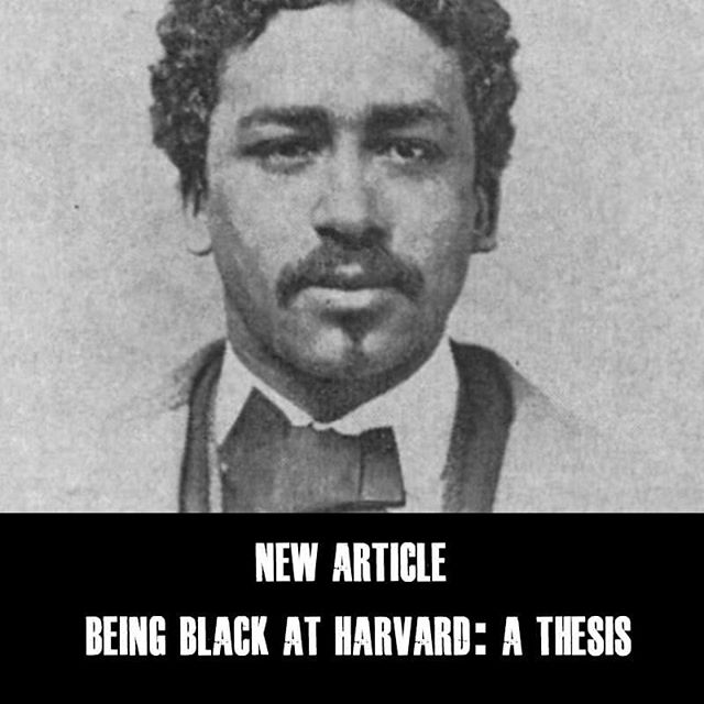 New Article Up! @harvard 's @darealdrechat explores his Black identity at an Ivy League, considering the country's climate. ---------------------------------------------------- So, as I sit here in my dorm room on this Ivy League campus, I am aware that my identity is perceived as a threat. I am aware that I will be judged by the color of my skin and labeled as dangerous due to common historical fallacies. But there's one thing I always remember to alleviate this feeling of unease – my blackness has equipped me with the tools necessary to surpass this corrupt societal system and to see the light that lies beyond it all. And for this reason, I can hold my head high without a doubt in my mind. ---------------------------------------------------------------------------- What does it mean to be Black at an Ivy League today?  #TrueCultureU #DefinetheCulture #GlobalPerspectives #BlackIvyLeague #BlackatHarvard #BlackHarvard  #Harvard
