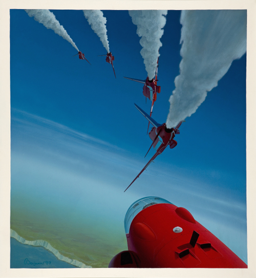 ''RED ARROWS 1''