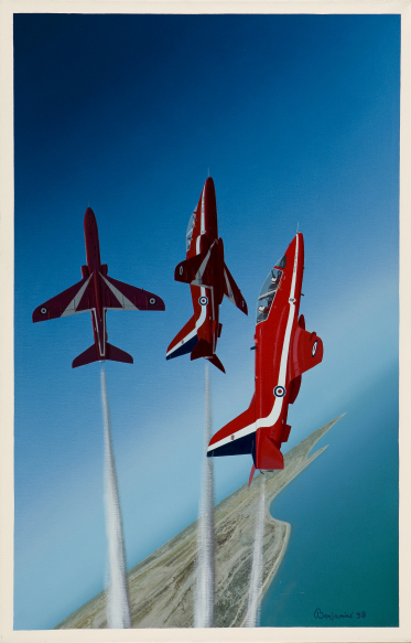 ''RED ARROWS 2''