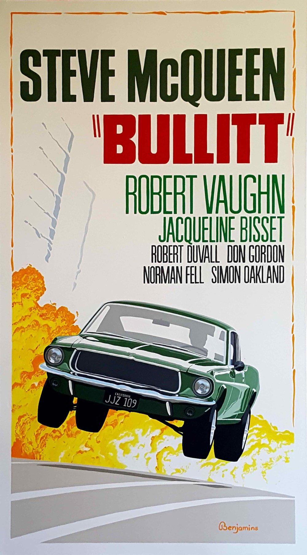 """""""BULLITT"""""""