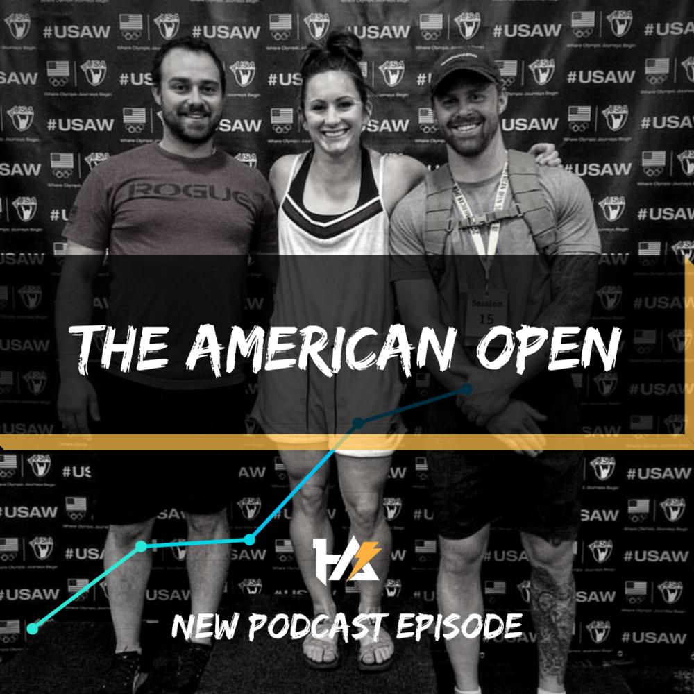 HansenAthletics Radio American Open Recap Podcast