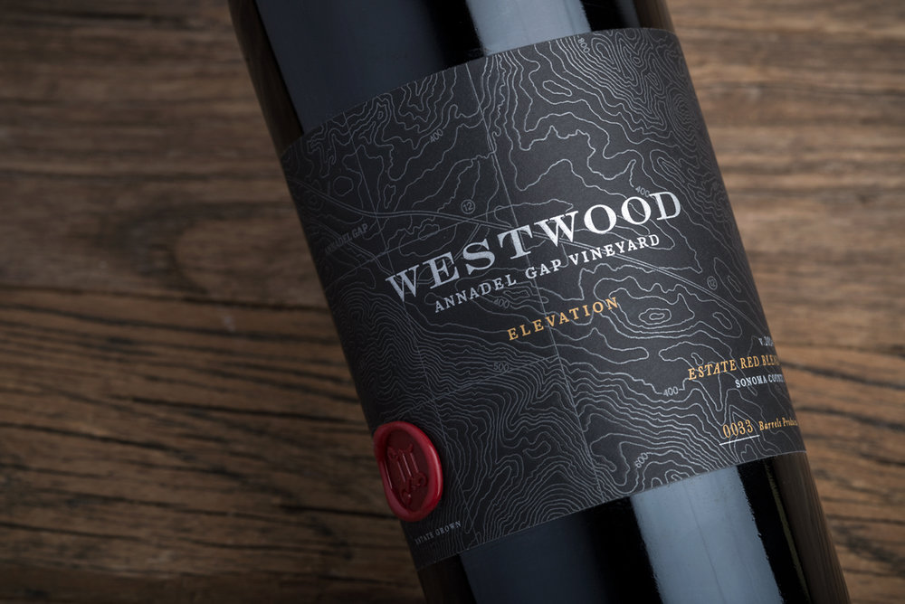 Westwood Package Design by Tim Gatto for Auston Design Group