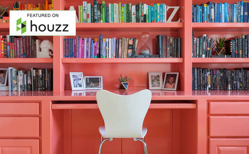 HOUZZ TOUR: Color Reigns Supreme Near Seattle