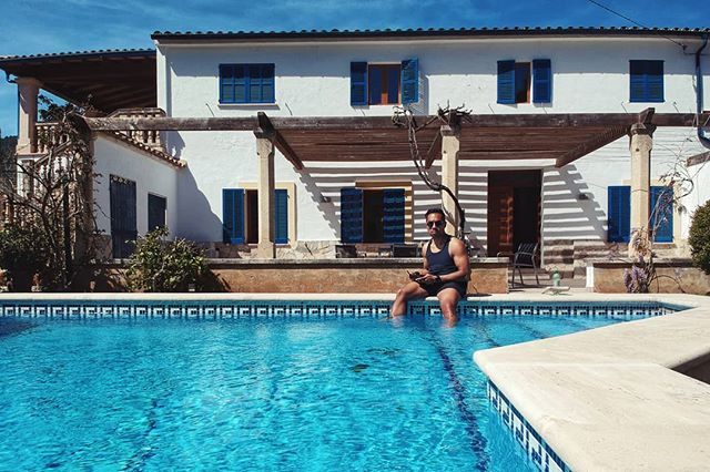 Sol . . #summervibes  #Spain #mallorca #majorca