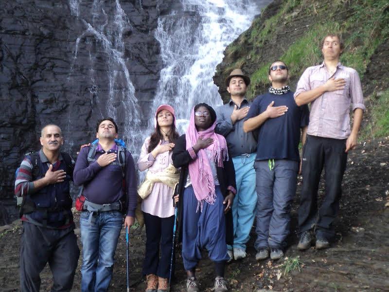 IRAN - Latoon Waterfall