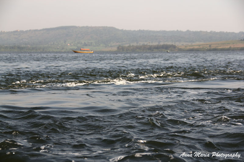UGANDA - Source of the Nile River
