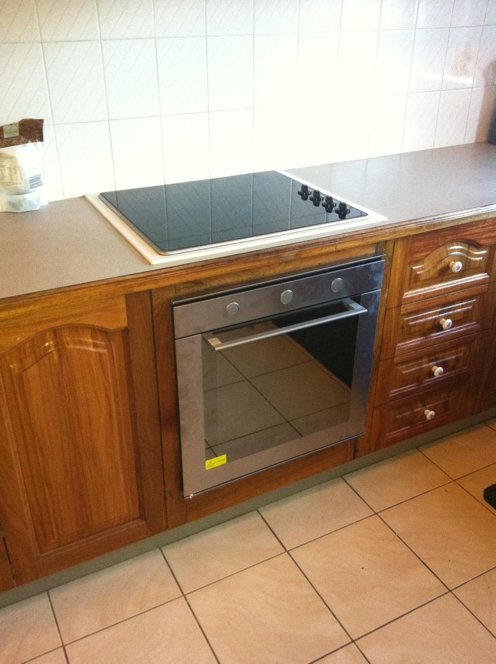 Kitchen appliance installations and maintenance