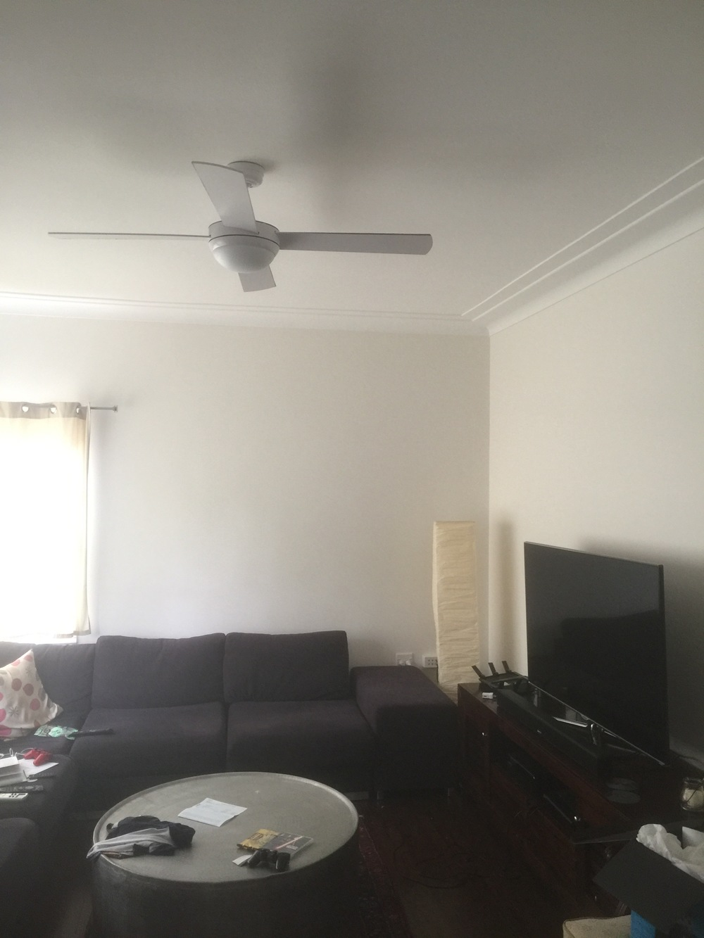 Ceiling fan installation,  sales and repairs