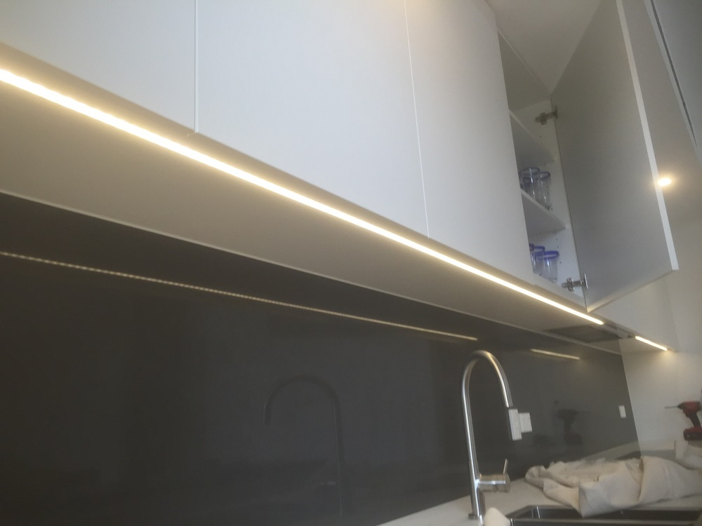 LED strip lighting - sales and installations