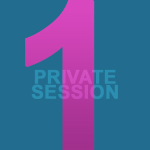 SINGLE PRIVATE SESSION ($85)