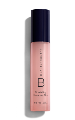 Nourishing Rosewater Mist $35 | Shop via: beautycounter.com/tessweaver