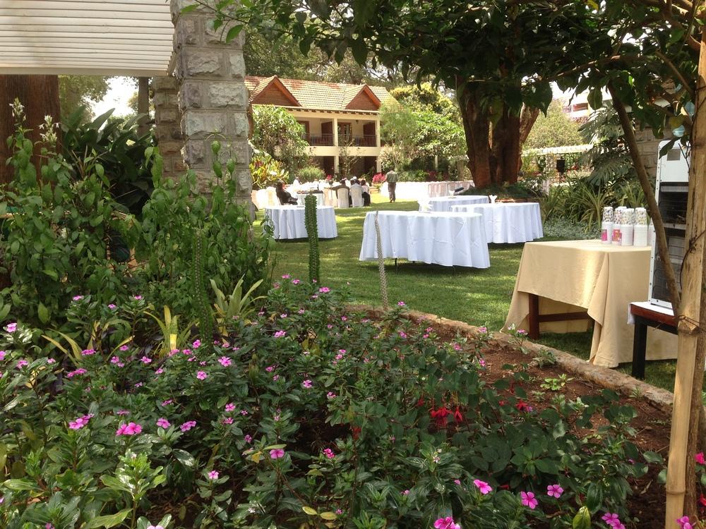 Amani Gardens Wedding
