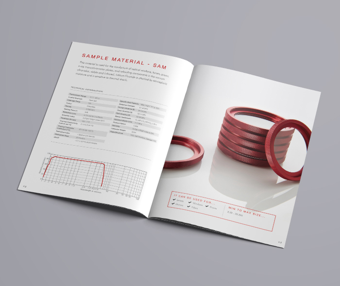 Global Optics Brochure  - Brochure design