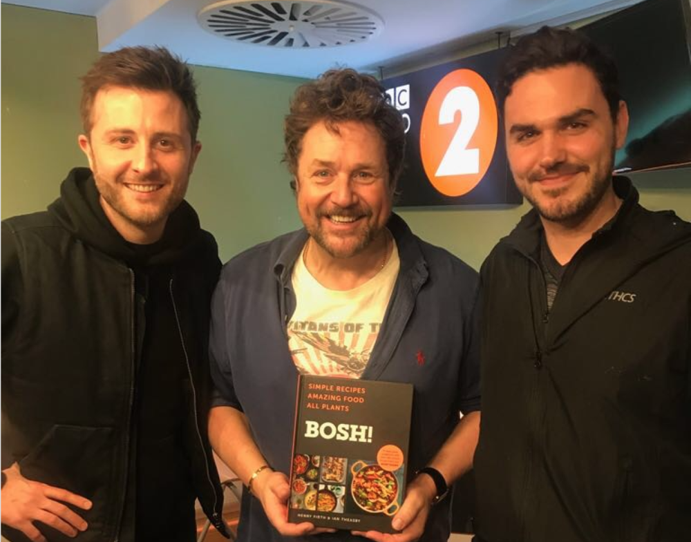 BOSH, BBC Radio 2 Michael Ball.png