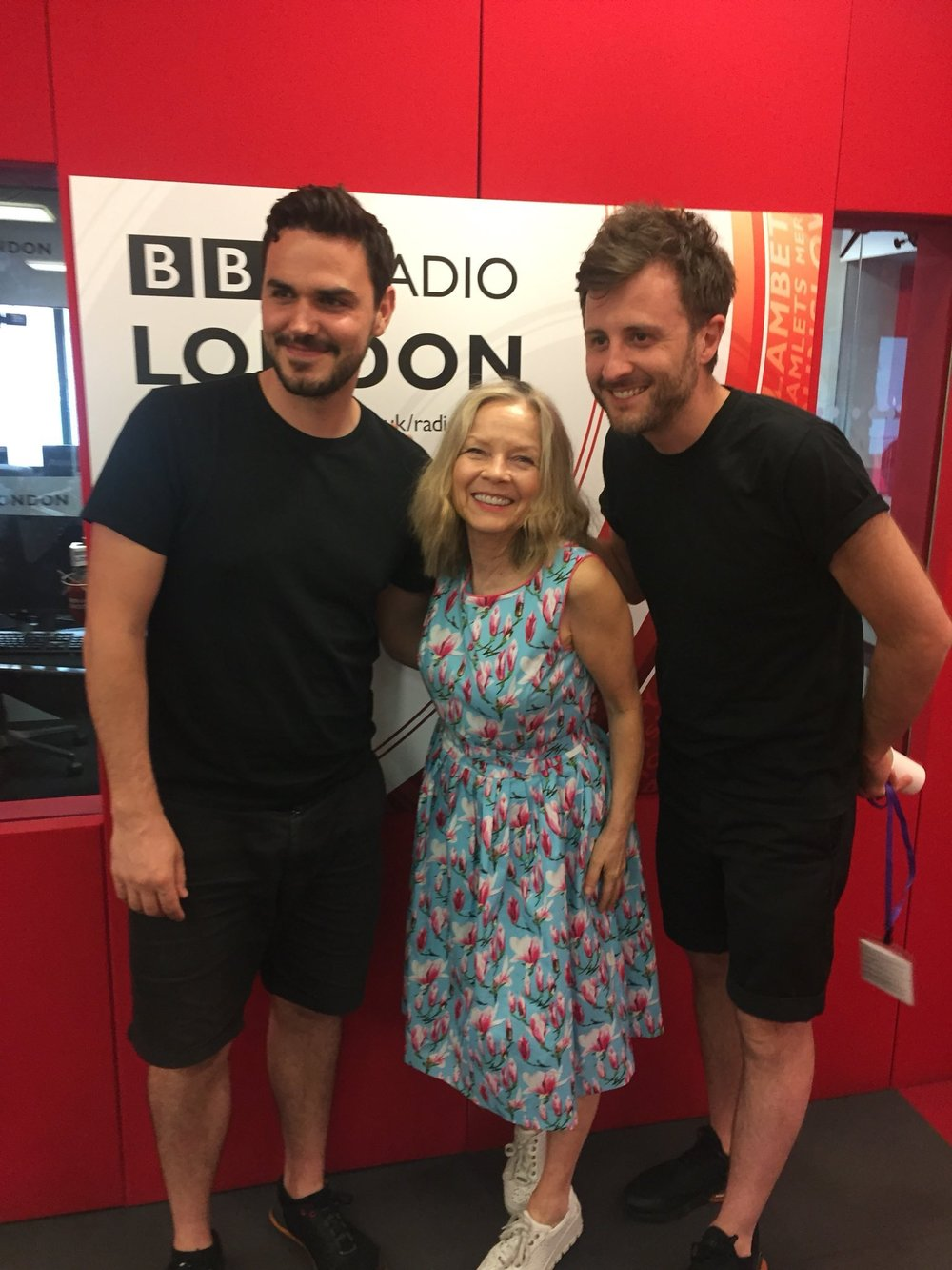 BOSH, BBC Radio London Jo Good, 8:5:18.JPG