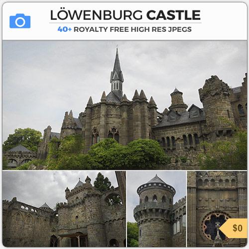LowenburgCastleMedievalBuilding