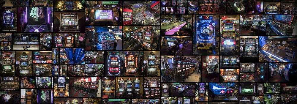 ArcadeCyberpunkNeonMachines