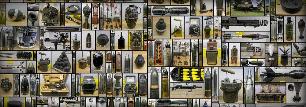BombsExplosivesGrenadesLandmines