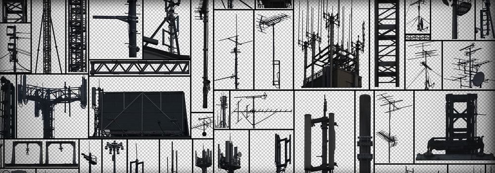 RooftopStructuresMaskedIndustrialShapes