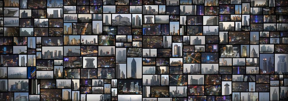 ShanghaiSkylineFuturisticCity