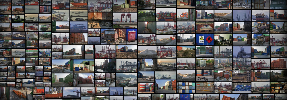 ShippingContainersHarbourDocks