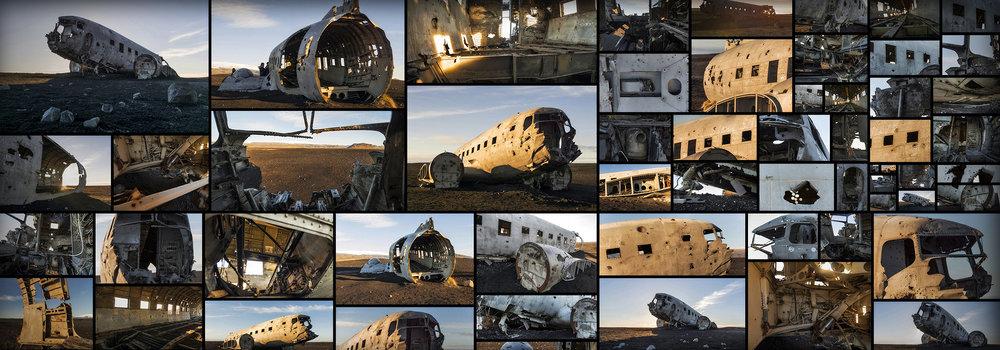 WreckedPlaneAircraftCrash