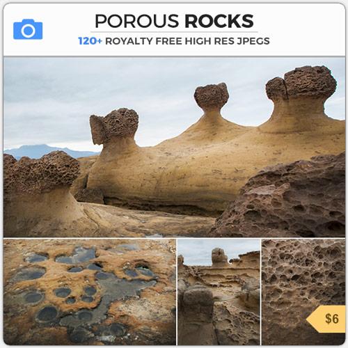 PorousRocksAlienFormations