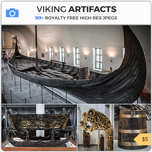 VikingArtifactsNorseObjects
