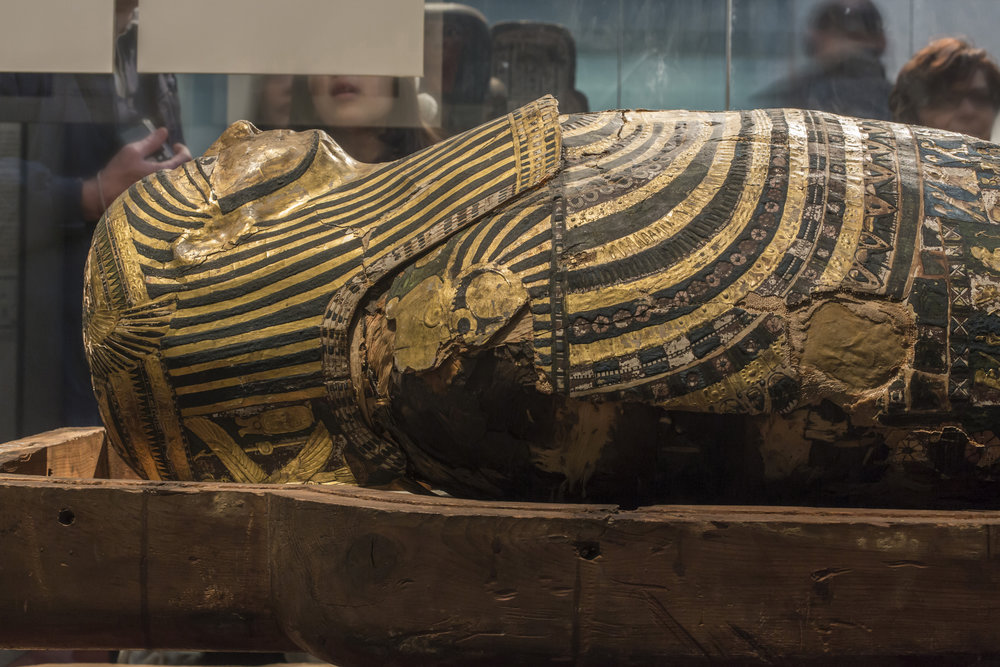 Egyptian Artifacts Ancient Sarcophagus Mummy.JPG