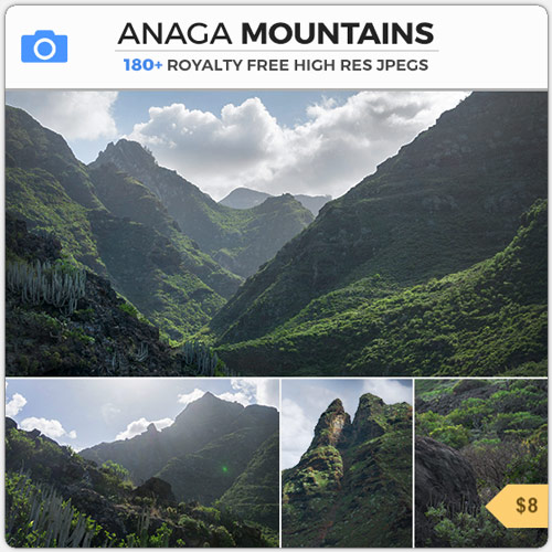 Anaga Mountains Green Valley
