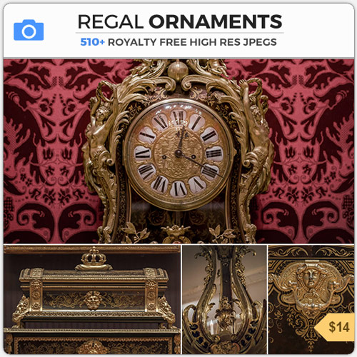 Regal Ornaments Royal Design
