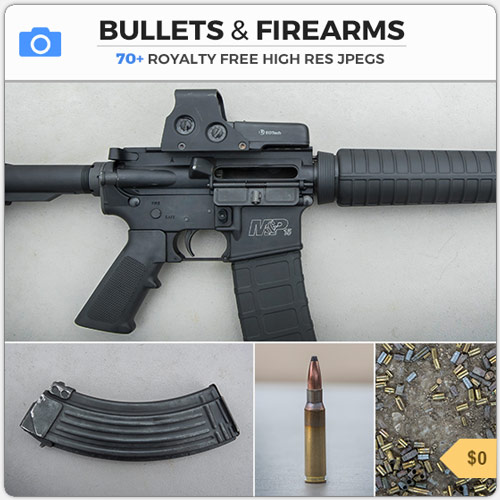 BulletsFirearmsAssaultRifles