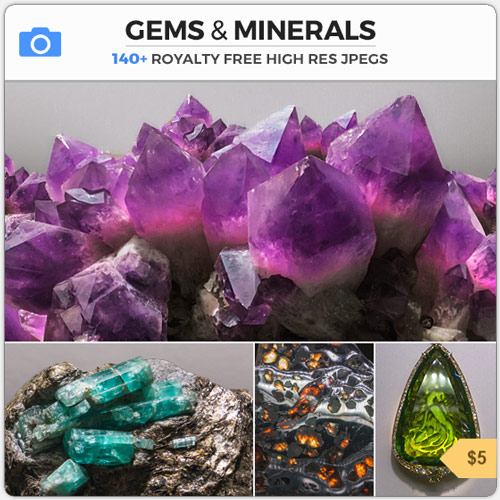 GemsMineralsCrystalsStones