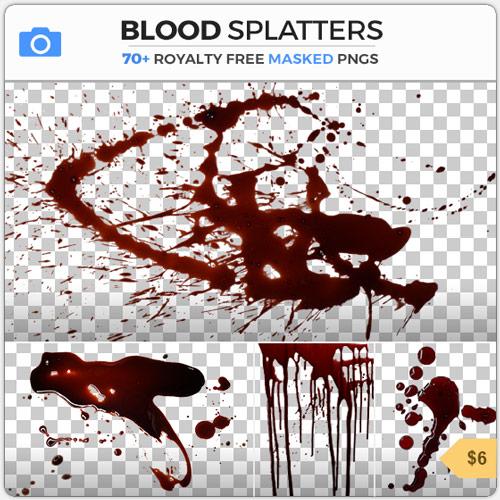 BloodSplattersAlphaPNG