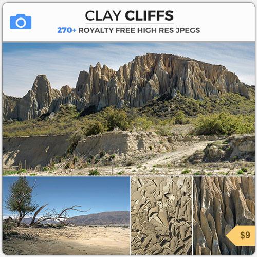 ClayCliffsCrackedGround