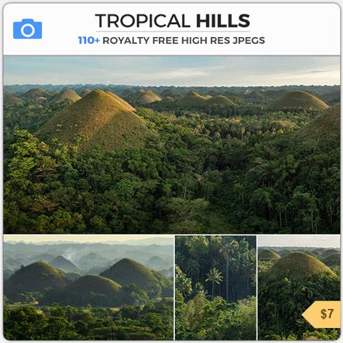 TropicalJungleChocolateHills